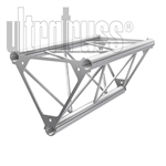 STRAIGHT 2 FOOT TRIANGLE 12 INCH ALUMINUM TRUSS