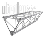 STRAIGHT 4 FOOT TRIANGLE 12 INCH ALUMINUM TRUSS
