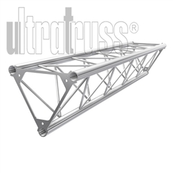 STRAIGHT 5 FOOT TRIANGLE 12 INCH ALUMINUM TRUSS