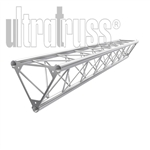 STRAIGHT 8 FOOT TRIANGLE 12 INCH ALUMINUM TRUSS