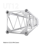 STRAIGHT 4 FOOT BOX 12 INCH ALUMINUM TRUSS