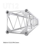 STRAIGHT 5 FOOT BOX 12 INCH ALUMINUM TRUSS