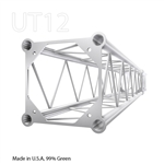 STRAIGHT 6 FOOT BOX 12 INCH ALUMINUM TRUSS