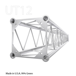 STRAIGHT 10 FOOT BOX 12 INCH ALUMINUM TRUSS
