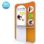 Mobile Device Charging Station Standee