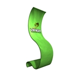 Viper Curved Fabric Tube Banner Stand