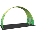 20ft Formulate Arch Tension Fabric Structure - 3