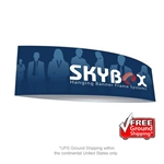 "10'W x 42""H Football Hanging Banner Sign"