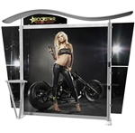 10ft Tahoe Twistlock Hybrid Display - Kit X