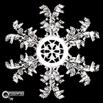 Pewter Brown Bear SnowWonders® Snowflake Ornament/Pendant (#JPEW5668)