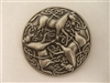 Pewter Celtic Horse Brooch (#PEW69)