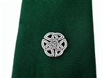 """Wings of an Angel"" Celtic Knot-Tie tack/hat-pin (Rpew9tie-tack)"