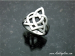 """Family/Sister's Knot"" Celtic Ring ( S118)"