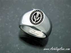 Ladies-Scottish-Thistle-Ring-(S24sm)