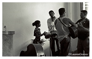Fine Art Giclee Print - 'Girl with Band' - Vinales, Cuba