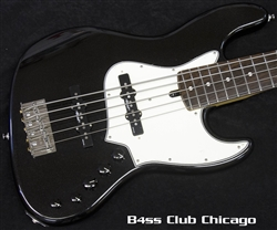 Alleva Coppolo LG5 Classic Midnight Black Metallic Flake Limited!  Tom Barney Spacing