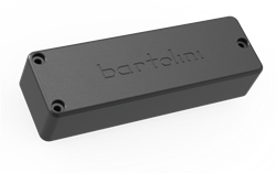 Bartolini MK4CBC-T Soapbar Bridge Pickup