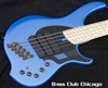 Dingwall NG3 5 String Laguna Seca Blue - Now In Stock!