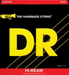 DR Hi Beam Stainless Steel 30 45 65 85 105 125 (6 string)