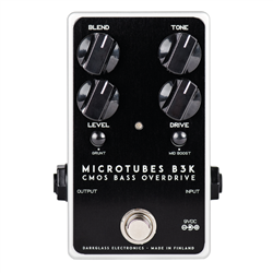 Darkglass Microtubes B3K Analog Bass Distortion NEW v2