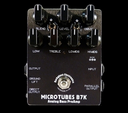 Darkglass Microtubes B7K Analog Bass Preamp - NEW LOWER PRICE!