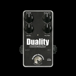 Darkglass Duality Fuzz Bass Effects Pedal