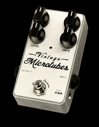 Darkglass Vintage Microtubes Overdrive Bass Effects Pedal