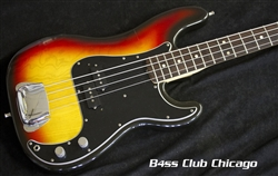 Fender Precision 1976 3-Tone Sunburst, #7647357