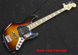 Fender American Elite Jazz in 3 Tone Sunburst!!