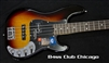 Fender American Elite Precision in 3 Tone Sunburst