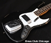 Fender Jazz Custom Shop 64' Relic Faded Black