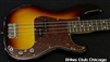 Fender Master Built 1959 P Bass NOS 3TS