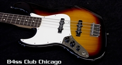 Fender Standard Jazz Bass LEFT HANDED - SOLD