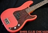 Fender Custom Shop Pino Palladino Signature P Bass Guitar