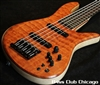 Fodera Emperor 5 Deluxe Quilted Mahogany and BRAZILIAN ROSEWOOD!  REDUCED!