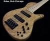 Fodera Emperor 5 Elite II Maple Burl Birdseye Maple 6892