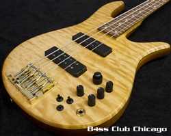 Fodera Monarch Deluxe 4 Quilt Maple 35th Anniversary - LAST ONE!
