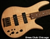 Fodera Monarch 4 Standard Flame Maple