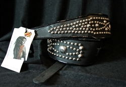 Jodi Head Studded Star Bass Strap