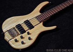 Ken Smith BSR4MW Avodire top Bass Guitar