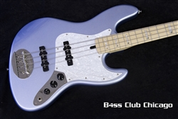 Lakland 4460 Custom J Ice Blue Metallic