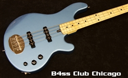 Lakland US 44-Dual J Lake Placid Blue