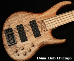 MTD US 535 Resin Impregnated Spalt Maple