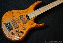 MTD Kingston KZ4 Active Maple 4 String Bass Guitar