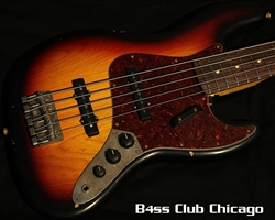 Bill Nash JB5 Jazz 3 Tone Burst