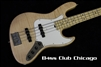 Sadowsky NYC 4-21 Flame Maple Natural Satin 8232