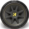 "Kicker C124 (10C124) 12"" Single 4 ohm Comp Series Car Subwoofer"