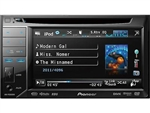 "Pioneer AVH-P2300DVD In-Dash 2-DIN DVD Receiver with 5.8"" Widescreen Touch Display and USB Direct Control for iPod®/iPhone®"