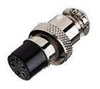 Cb Microphone 5 pin mic connector Plug