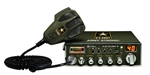 Cobra 29LTD Army Cb - Cobra 29 LTD Army with RFX75 100 watt modification